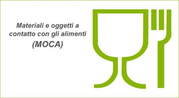 MOCA materiali
