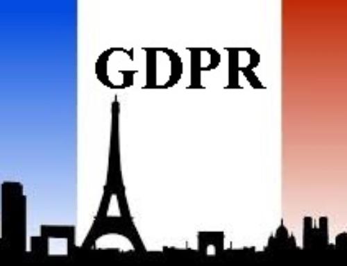 GDPR: sanzione dal garante francese