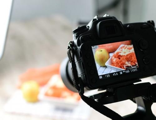 Fotografare il cibo per la comunicazione online