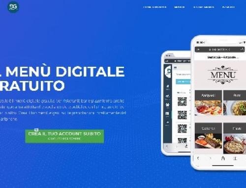 Gestisco.io: Il nuovo menù digitale gratis di Newbiz